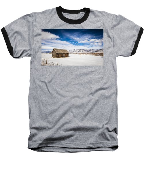 Rustic Shack Baseball T-Shirt