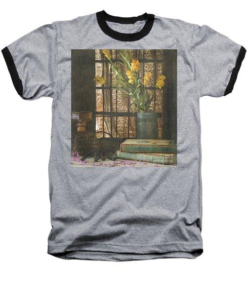 Rustic Still Life 1 Baseball T-Shirt