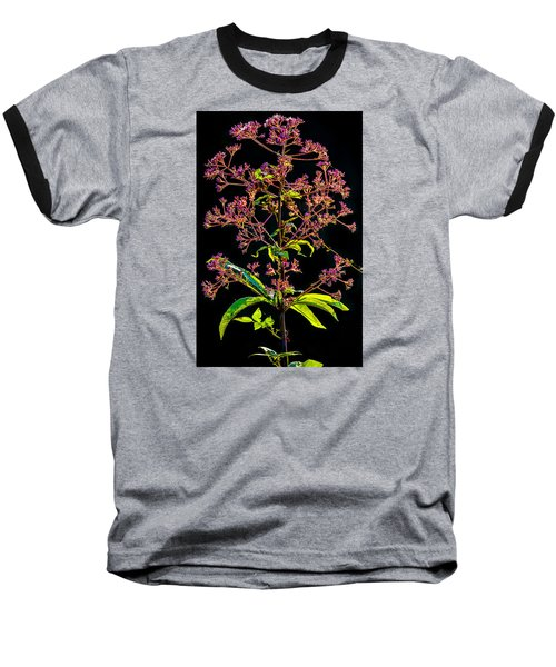 Baseball T-Shirt featuring the photograph Rustic Weed by Brian Stevens
