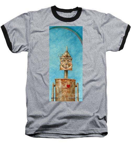 Rusticated... Baseball T-Shirt