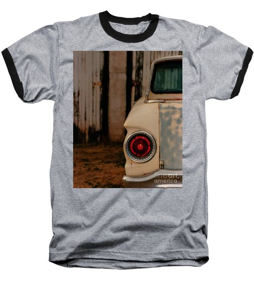 Rusty Car Baseball T-Shirt