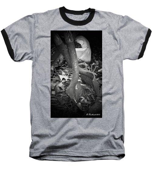 Baseball T-Shirt featuring the photograph Rusty Embrace by Betty Northcutt