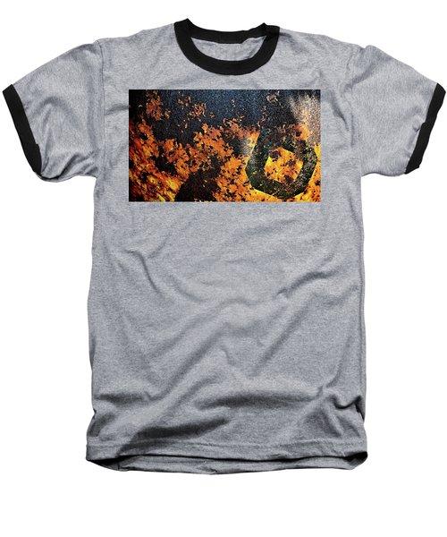 Rusty Hull 6 Baseball T-Shirt