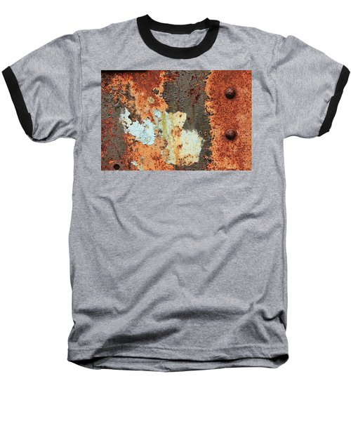 Rusty Layers Baseball T-Shirt