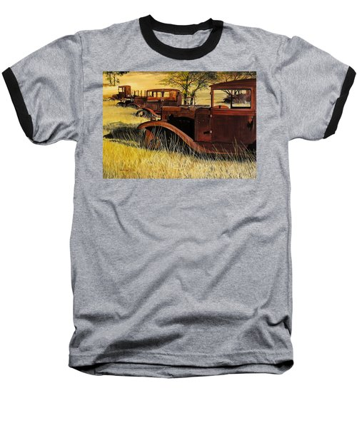 Rusty Meadows Baseball T-Shirt