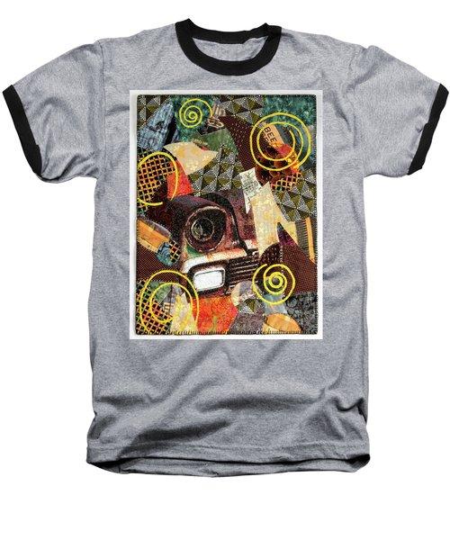 Rusty Musty Fusty Baseball T-Shirt