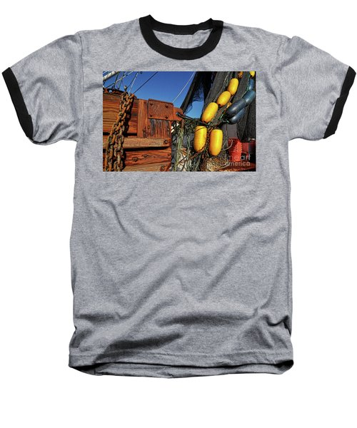 Rusty Shrimping Baseball T-Shirt