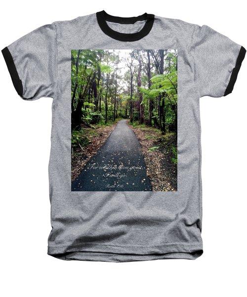 Ruth Baseball T-Shirt