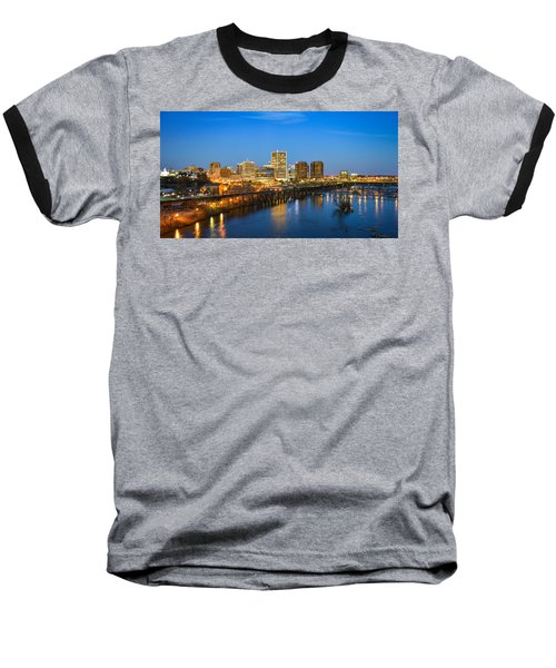 Rva Night Baseball T-Shirt