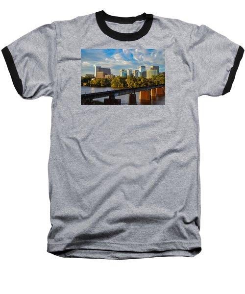 Rva Sunset Baseball T-Shirt