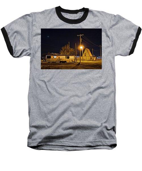 Rving Route 66 Baseball T-Shirt