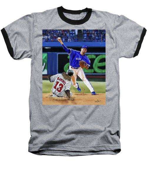 Ryan Goins Baseball T-Shirt