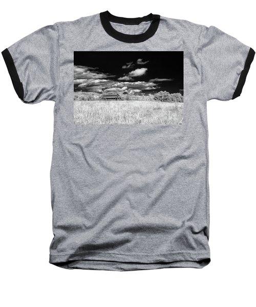 S C Upstate Barn Bw Baseball T-Shirt