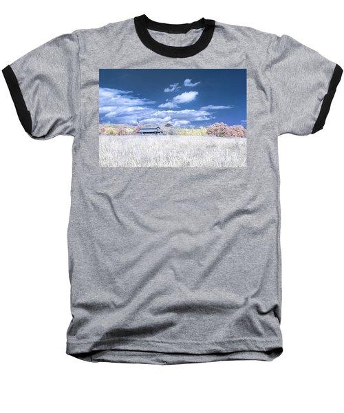 S C Upstate Barn Faux Color Baseball T-Shirt