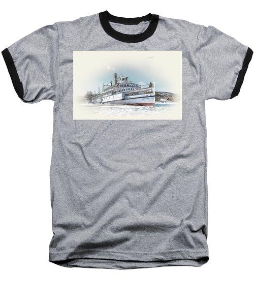 S. S. Sicamous II Baseball T-Shirt