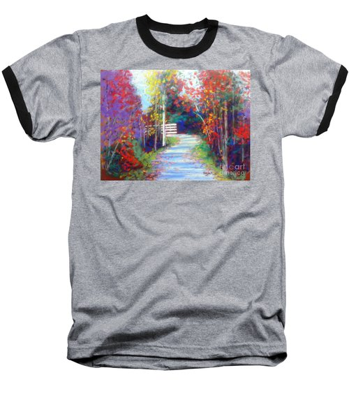 Sackville Walking Trail Baseball T-Shirt