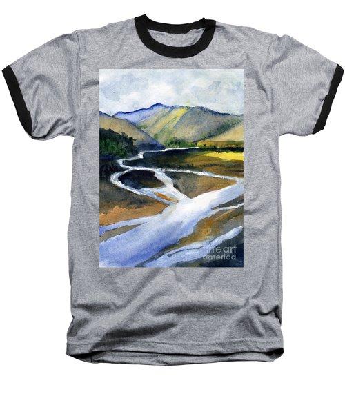 Sacramento River Delta Baseball T-Shirt