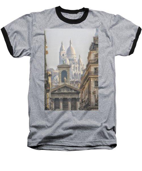 Sacre-coeur  Baseball T-Shirt