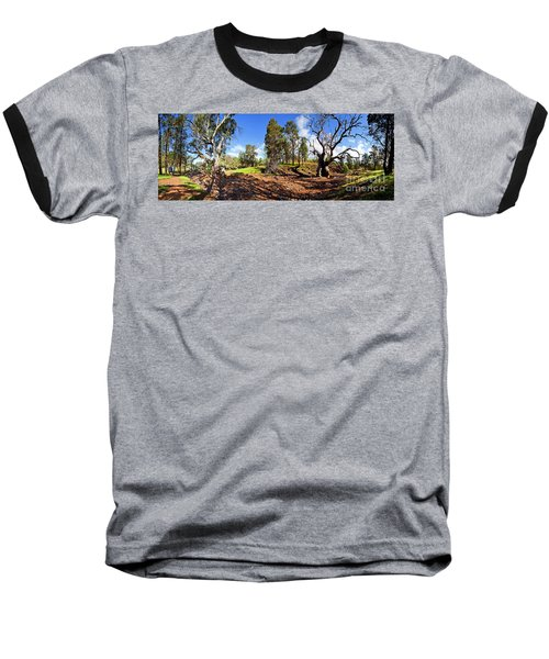 Baseball T-Shirt featuring the photograph Sacred Canyon, Flinders Ranges by Bill Robinson