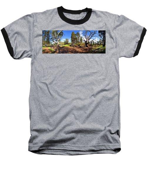 Sacred Canyon, Flinders Ranges Baseball T-Shirt