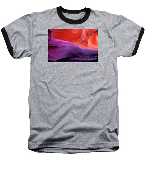 Baseball T-Shirt featuring the photograph Sacred Colors by Jason Abando