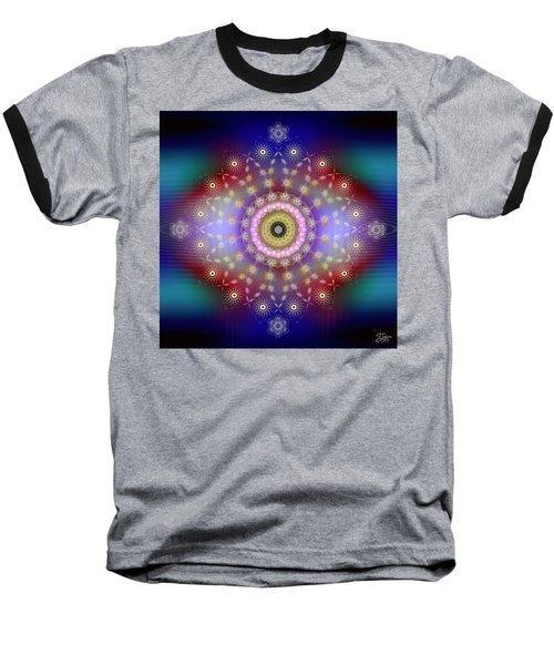 Sacred Geometry 650 Baseball T-Shirt