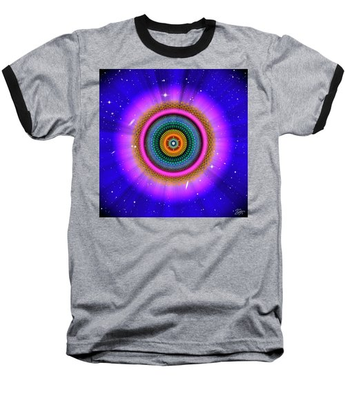 Sacred Geometry 660 Baseball T-Shirt