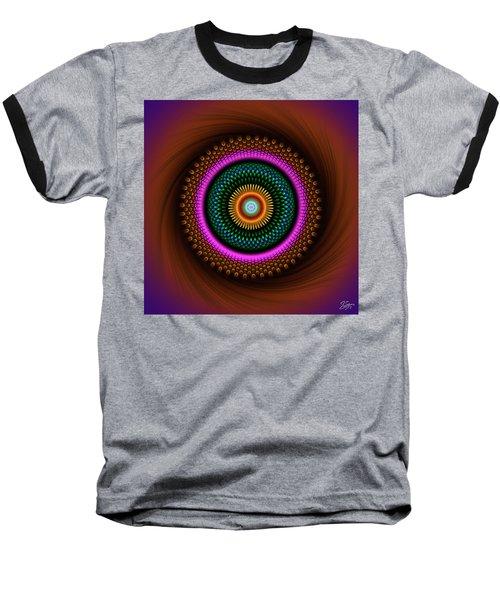 Sacred Geometry 664 Baseball T-Shirt