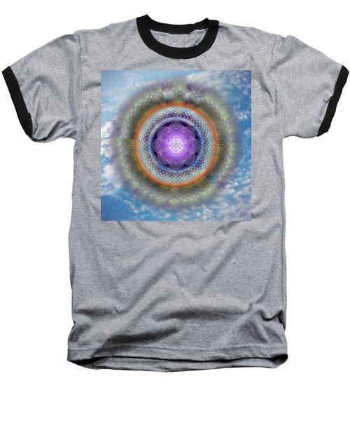 Sacred Geometry 716 Baseball T-Shirt