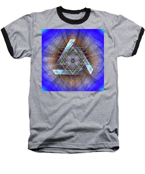 Sacred Geometry 717 Baseball T-Shirt