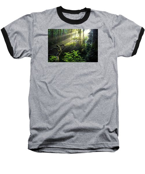 Sacred Light Baseball T-Shirt