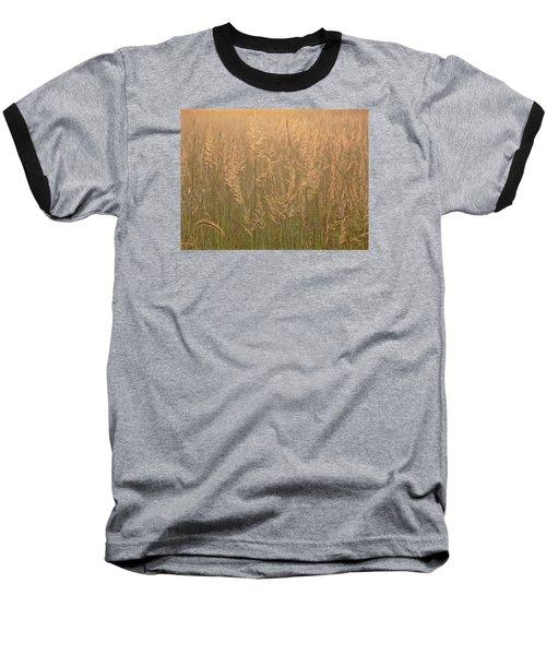 Sacred Morning Baseball T-Shirt by Tim Good