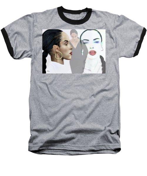 Sade In Layers  Baseball T-Shirt