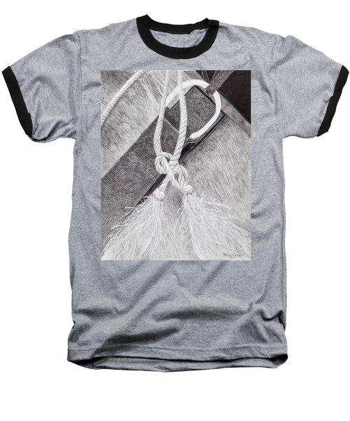 Saddle Strap Baseball T-Shirt