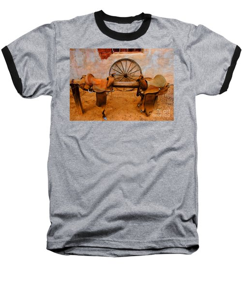 Saddle Town Baseball T-Shirt
