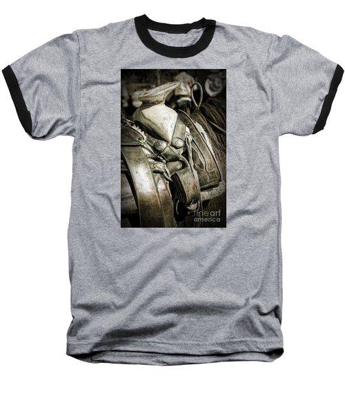 Saddle Up Baseball T-Shirt