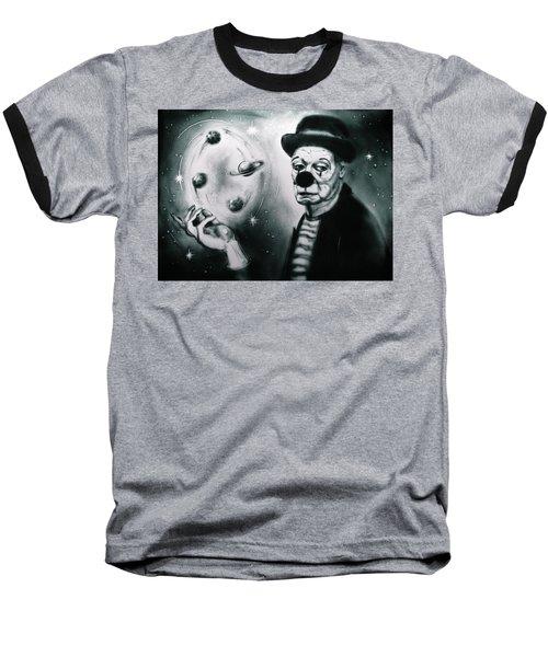 Sadness Of Creator Baseball T-Shirt