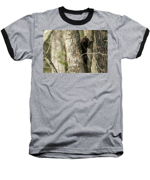 Baseball T-Shirt featuring the photograph Safe From Harm by Everet Regal