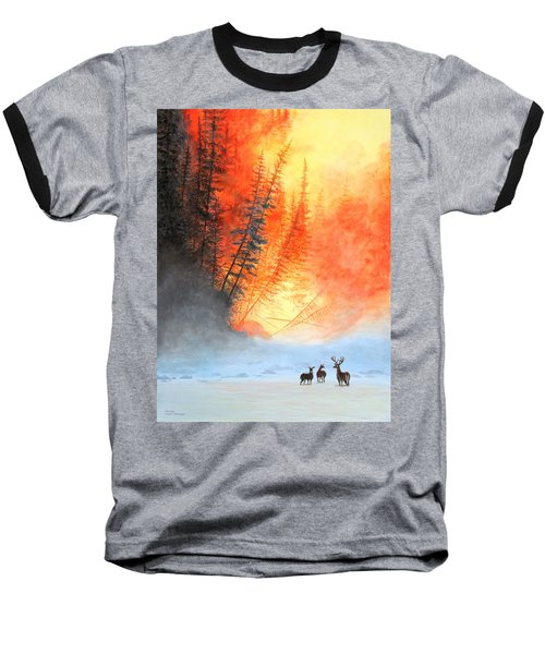 Safe Haven Baseball T-Shirt