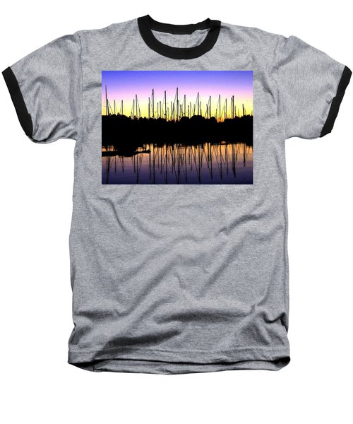 Safe Haven Baseball T-Shirt by Will Borden