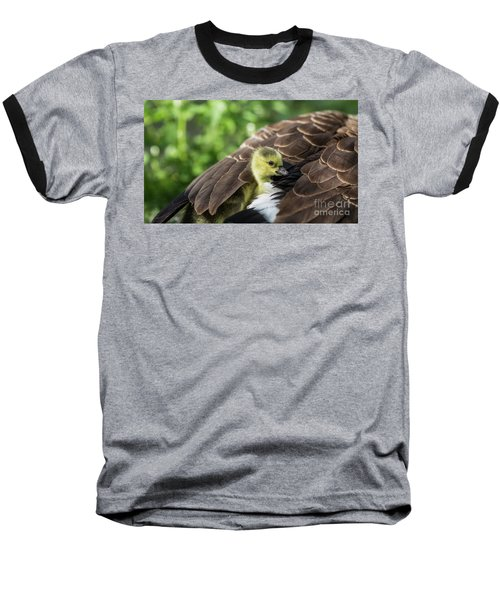 Safe Place Baseball T-Shirt