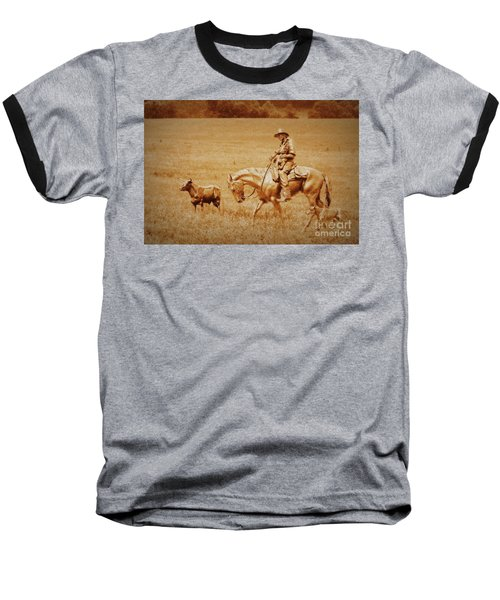 Safely Home Baseball T-Shirt by Myrna Bradshaw