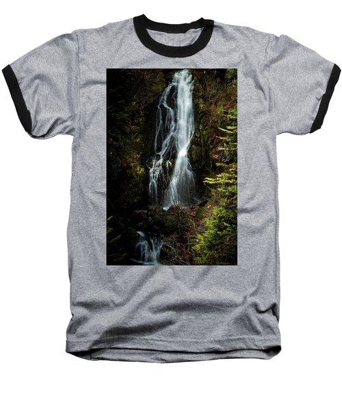 Sahale Falls Baseball T-Shirt