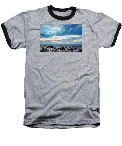 Sai Gon Afternoon Baseball T-Shirt
