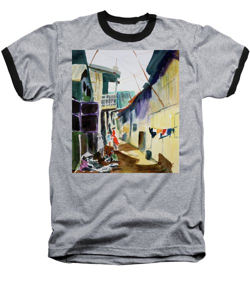 Saigon Alley Baseball T-Shirt