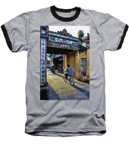 Saigon History  Baseball T-Shirt