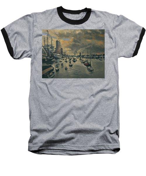 Sail Amsterdam 2015 Baseball T-Shirt