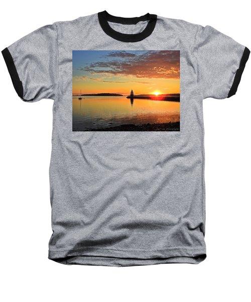 Sail Into The Sunrise Baseball T-Shirt