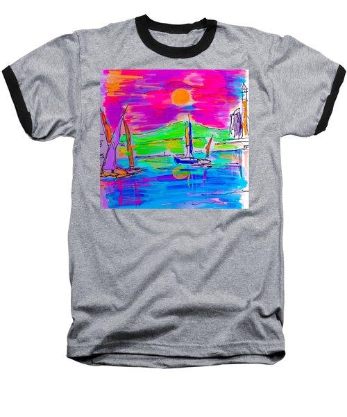 Sail Of The Century Baseball T-Shirt