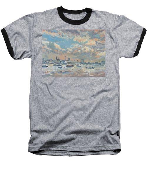 Sail Regatta On The Ij Baseball T-Shirt